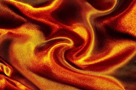 golden light: Picture of golden silk background