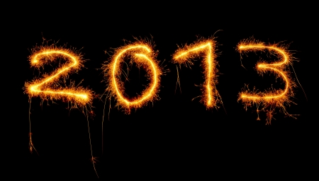 Image of New Year festive fireworks Stock Photo - 15788094