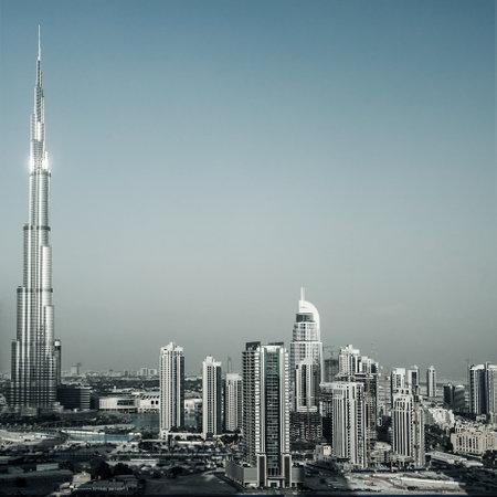 dubai city: Photo of beautiful Dubai city Editorial