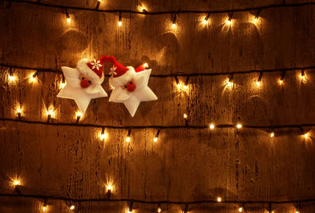 Photo of abstract Christmas glowing background Stock Photo - 16632151
