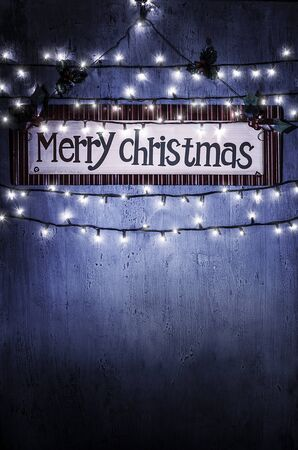 Image of beautiful Christmastime home decoration Stock Photo - 16632219