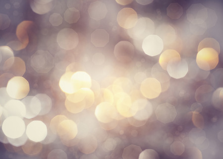 Dreamy vintage bokeh background, beautiful festive blur backdrop, abstract festive wallpaper, holiday greeting card Imagens - 36584857