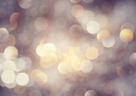 Dromerige vintage bokeh achtergrond, mooie feestelijke blur achtergrond, abstracte feestelijke behang, vakantie wenskaart Stockfoto