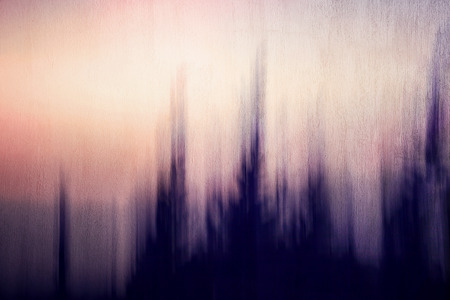 cinematic: Abstract artistic background, creative cinematic photo of dark forest over sunset, mysterious scary picture
