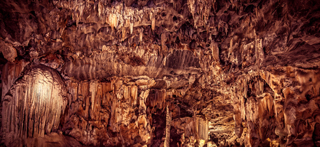 Cango Cave, beautiful natural attraction, wonderful nature, touristic place, historical landmark, South Africa Stock fotó