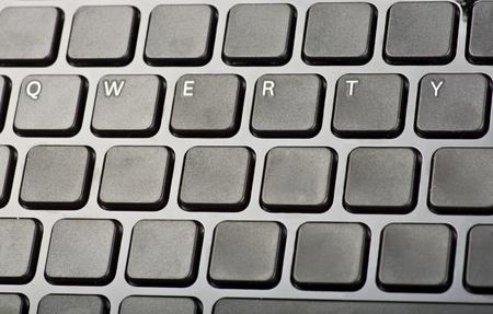 qwerty: keyboard wiyh only key qwerty