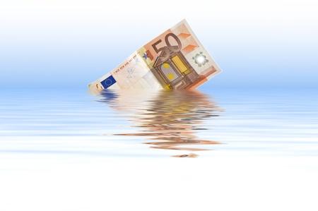 successors: 50 euro reflex on water