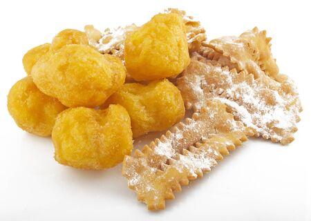 bugie: Tipical italian dessert for carnival