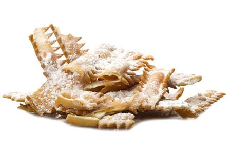 bugie: Bugie Chiacchere - Italian carnival food