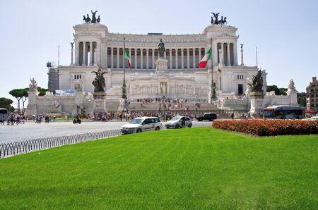 emmanuel: Altare della Patria  Altar of the Fatherland , Rome, Italy