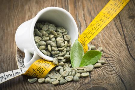 comida arabe: bajar de peso por el consumo de caf� verde crudo