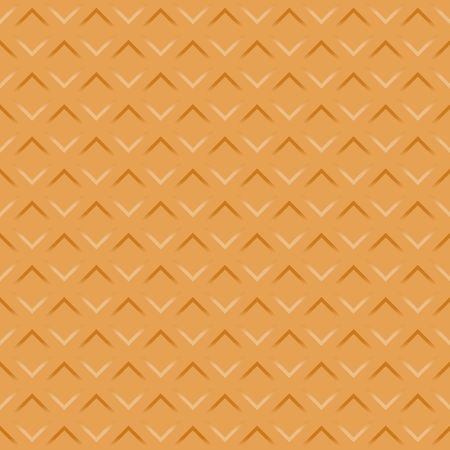 wafer: Wafer seamless texture background. Pattern Vector illustration