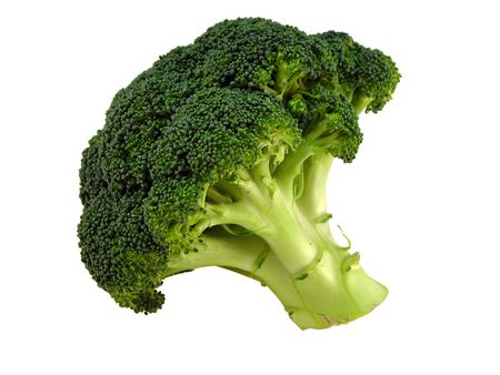 sommer: brocolli Stock Photo