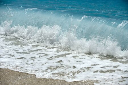 ionian: surf at the Ionian Sea