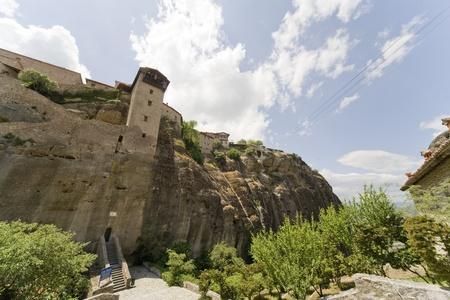Meteora Kloester in Griechenland photo