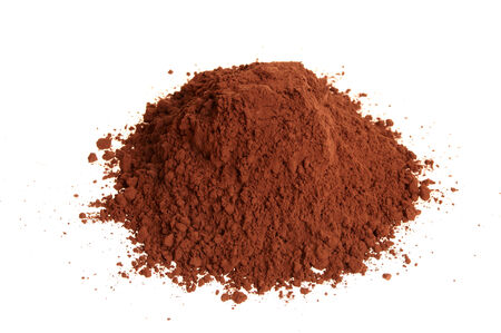 Alcolized cocoa powder