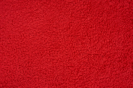 terry: Red terry towel as a seamless background