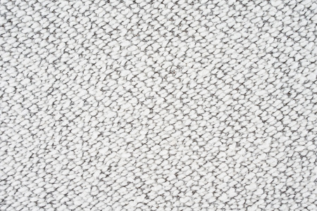 hosiery: White knitted fabric as a seamless background