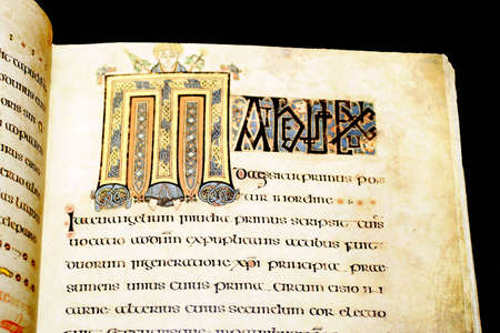 gospels: Book of Kells