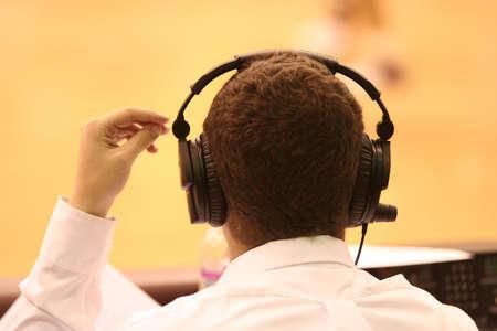 earpiece: Headphones