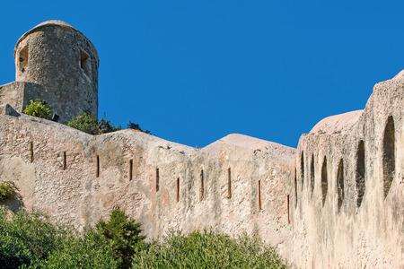 Citadel of Bonifacio - Picturesque?Capital of Corsica, France