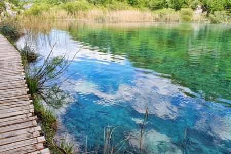 Plitvice Lakes National Park (Plitvicka Jezera), Lika-Senj, Croatia