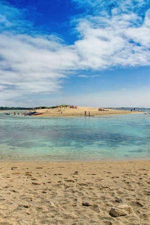 Letty Beach and La Mer Blanche