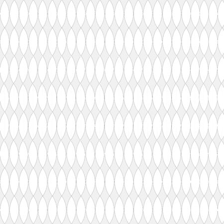 Seamless vector pattern. Abstract gray and white geometric background.