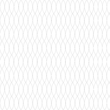 Seamless vector pattern. Abstract black and white geometric background.  イラスト・ベクター素材