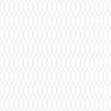Seamless vector pattern. Abstract black and white geometric background. Illusztráció