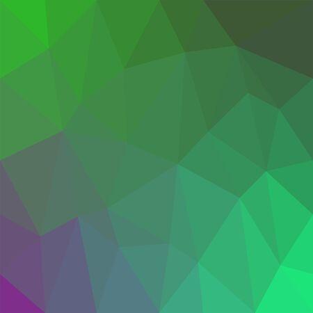 Fondo de arco iris abstracto que consta de triángulos de colores