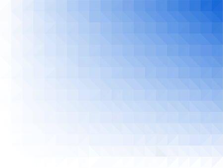 blue Grid Mosaic Background, Creative Design Templates Illustration