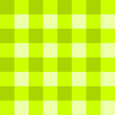 green seamless checkered pattern background for fashion fabric design or product