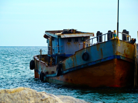 boat of thailand Stock Photo - 14484161