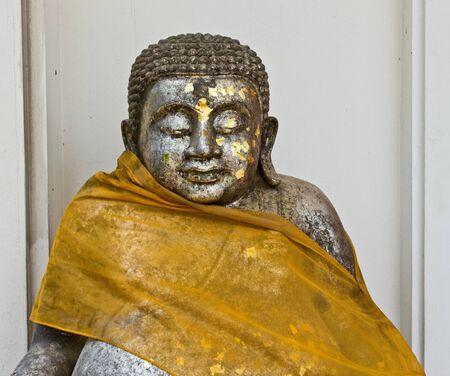 Buddha statue thai photo
