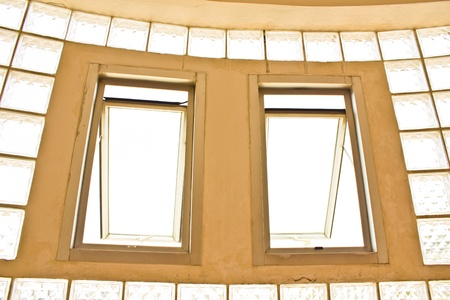 Dormitory Window Stock Photo - 14841735