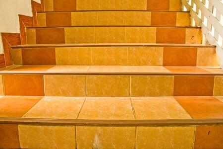 Dormitory stairs  photo