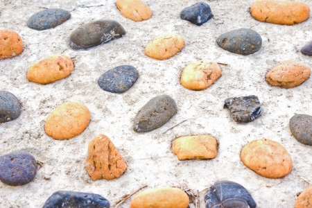 bedrock: Bedrock,Stone background Stock Photo