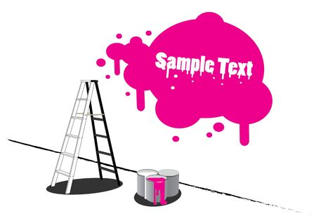 multiply: Sample graphic design - abstract background