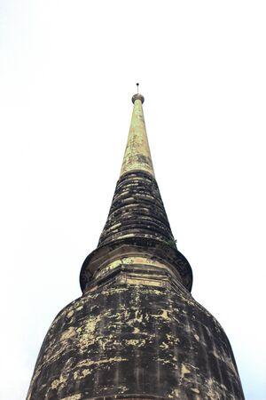 chaimongkol: Pagoda and Buddha Status at Wat Yai Chaimongkol, Ayutthaya, Thailand