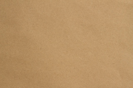 Paper texture - brown paper sheet Stock Photo - 16658952