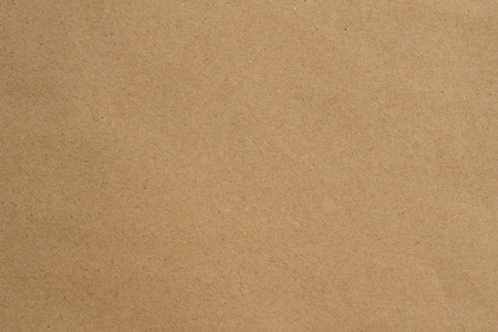 Paper texture - brown paper sheet Stock Photo - 16658955