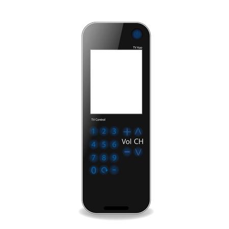 Remote Touch screen-  Design Stock Vector - 16853255