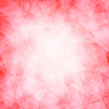Red abstract vector backgrounds Vector