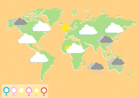 squall: Globe with signals application