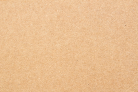 Paper texture - brown paper sheet. photo