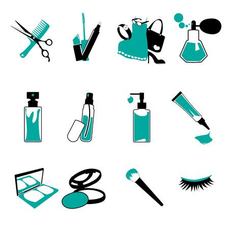hairspray: Cosm�ticos, maquillaje y iconos de belleza.