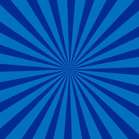 Blue rays background. Illustration EPS10 Vector