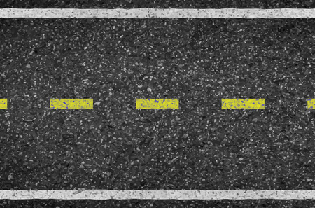 road surface: Asphalt background texture with some fine grain in it of vector Illustration