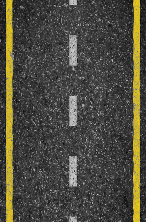 Asphalt background texture with some fine grain in it of vector Stock Illustratie